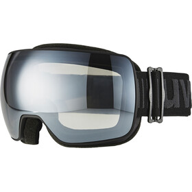 UVEX Compact LM Gafas, bl. mat dl/mirror silver